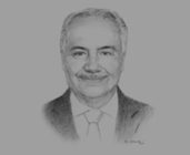 Anis Aclimandos, Chairman, American Chamber of Commerce in Egypt