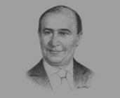 Mohab Mameesh, Chairman, Suez Canal Authority (SCA)