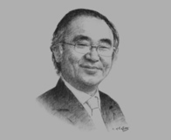 Hidetoshi Nishimura, Executive Director, Economic Research Institute for ASEAN and East Asia
