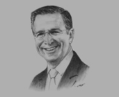Andrew Géczy, CEO of International and Institutional Banking