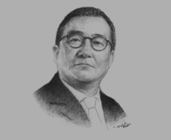 Stephen Suen, Chairman, Marga Group