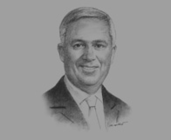 Ross Clarkson, CEO, TransGlobe