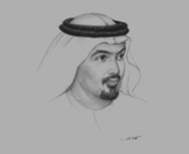 Helal Almarri, Director-General, Dubai Department of Tourism and Commerce Marketing (DTCM)
