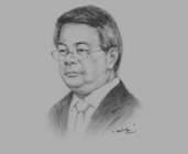 Ramon R del Rosario Jr, Chairman, Makati Business Club, and President and CEO, PHINMA