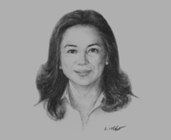 Maria Rosario Santos-Concio, President and CEO, ABS-CBN Corporation