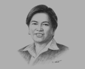 Marivic C Españo, Chairperson and CEO, Punongbayan & Araullo