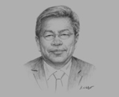 Dr James Jemut Masing, Minister of Land Development