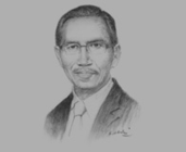 Sarudu Hoklai, General Manager, Sarawak Timber Industry Development Corporation (STIDC)