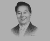 Wong Soon Koh, Minister of Finance II and Minister of Local Government and Community Development