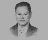 Lim Jock Seng, Minister of Foreign Affairs and Trade II of Brunei Darussalam