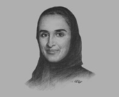 Sheikha Hind bint Hamad Al Thani, Vice-Chairperson, Qatar Foundation, and Vice-Chairperson, Supreme Education Council