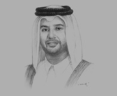 Sheikh Ahmed bin Jassim bin Mohamed Al Thani, Minister of Economy and Commerce