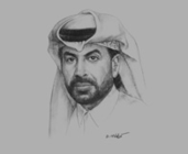 Rashid Al Mansoori, CEO, Qatar Stock Exchange (QSE)