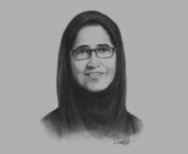 Hessa Sultan Al Jaber, Minister of Information and Communications Technology