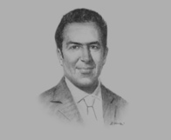 Issam Darwish, Executive Vice-Chairman and CEO, IHS Group