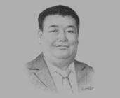 T. Lkhagvasuren, Director-General, Civil Aviation Authority of Mongolia