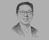 Eddy K Logam, Chairman, Indonesia Ship Building and Offshore Association (IPERINDO)