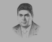 Kevin Ramnarine, Minister of Energy and Energy Affairs