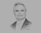 Jorge Luis Quijano, CEO, Panama Canal Authority