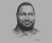 James Marape, Minister of Finance, Papua New Guinea
