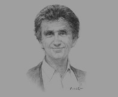 Jack Lang, Former French Minister of Culture; and President, the Arab World Institute (AWI)
