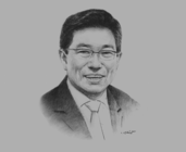 Yoon Sang-Jick, Minister of Trade, Industry and Energy, Republic of Korea