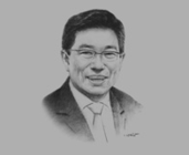 Yoon Sang-Jick, Korean Minister of Trade, Industry and Energy