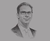 Tobias Ellwood MP, UK Parliamentary Under Secretary of State for Middle East and North Africa