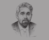 Sid Ahmed Ferroukhi, Minister of Agriculture, Rural Development and Fisheries