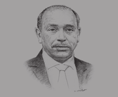 Mohamed Mebarki, Minister of Training and Professional Education