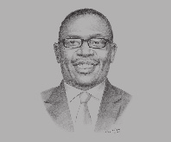 Geoffrey Odundo, CEO, Nairobi Securities Exchange (NSE)
