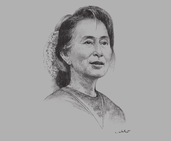 Daw Aung San Suu Kyi, Chairperson, National League for Democracy (NLD)