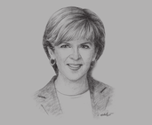 Julie Bishop, Australian Minister for Foreign Affairs