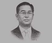 U Zay Yar Aung, Chairman, Myanmar Investment Commission (MIC)