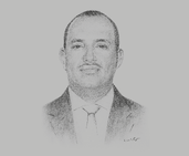 Houssein Ahmed Houssein, General Manager, Horizon Djibouti Terminals Limited (HDTL)