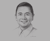 Albert S Garcia, Governor, Province of Bataan