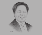 Rabboni Francis B Arjonillo, President, First Metro Investment Corporation