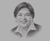 Marivic Españo, Chairperson and CEO, P&A Grant Thornton