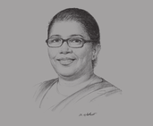 Damayanthi Fernando, Director-General, Insurance Board of Sri Lanka (IBSL)