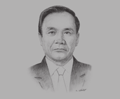Thongsing Thammavong, Former Prime Minister of Laos and 2016 ASEAN Chair