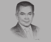 Dato Ali Apong, Minister of Primary Resources and Tourism