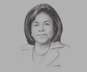 Paula Gopee-Scoon, Minister of Trade and Industry