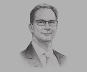 Tobias Ellwood, MP and Minister for the Middle East and North Africa, UK Foreign and Commonwealth Office
