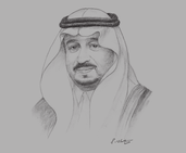Prince Faisal bin Bandar Al Saud, Governor, Riyadh Region; and Chairman, High Commission for the Development of Arriyadh