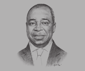 Pierre Moussa, President, CEMAC Commission