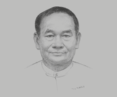 Dr Myint Htwe, Union Minister, Ministry of Health and Sports