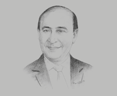 Mohab Mameesh, Chairman and Managing Director, Suez Canal Authority (SCA)