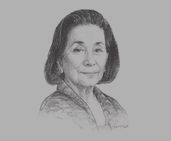 Helen Y Dee, Chairperson, RCBC
