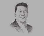 Bernie H Liu, Chairman and CEO, Golden ABC