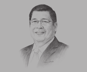 Dr Edgardo R Cortez, President and CEO, St Luke's Medical Centre